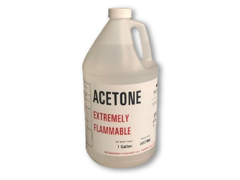 Can You Use Acetone on Wood