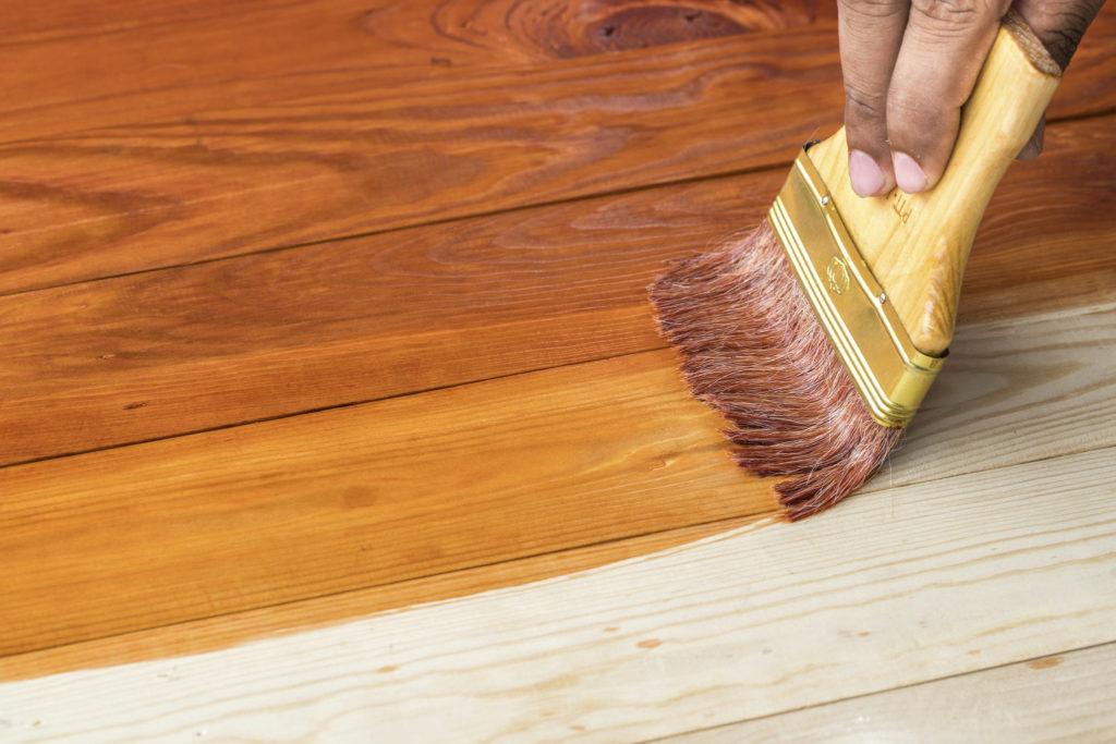 types of varnish